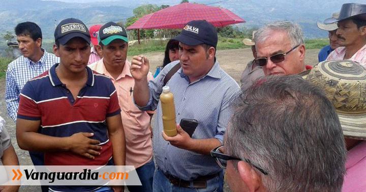 Por construcción de galpones contaminaron fuente hídrica - Vanguardia Liberal