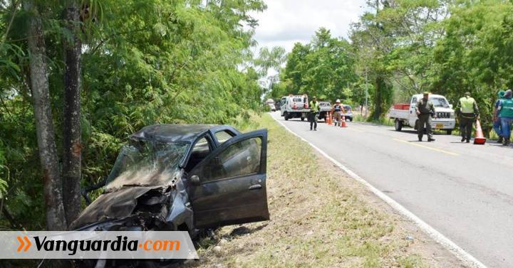 Muere ingeniero en accidente de tránsito | Vanguardia