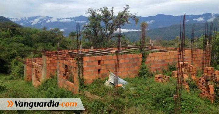 Habitantes de Pinchote y San Gil exigen escrituras - Vanguardia Liberal