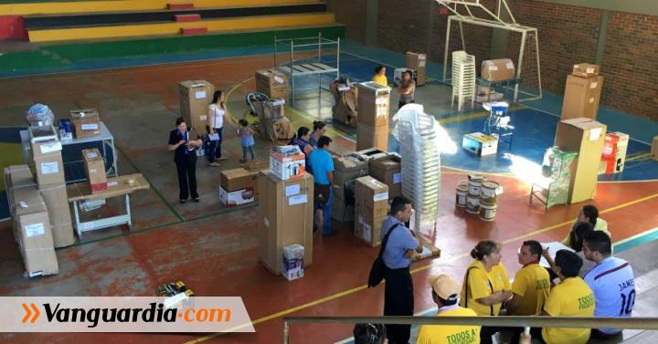 Microempresarios de Oiba y Guapotá recibieron 37 unidades ... - Vanguardia Liberal
