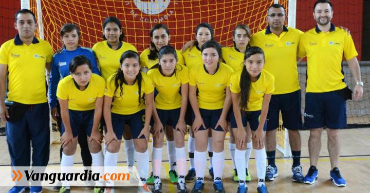 Quinteto de fútbol sala de Molagavita brilla en Juegos Escolatres ... - Vanguardia Liberal