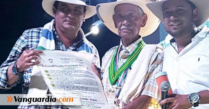 Exaltaron pionero de la ganadería en Santa Helena del Opón - Vanguardia Liberal