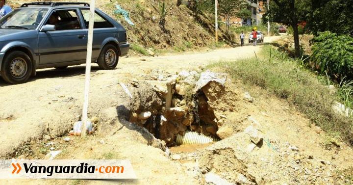 Mirador San Juan de Girón espera pavimentación - Vanguardia Liberal