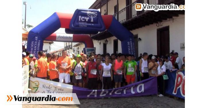 2.500 deportistas corrieron la Carrera Atlética San Juan de Girón - Vanguardia Liberal