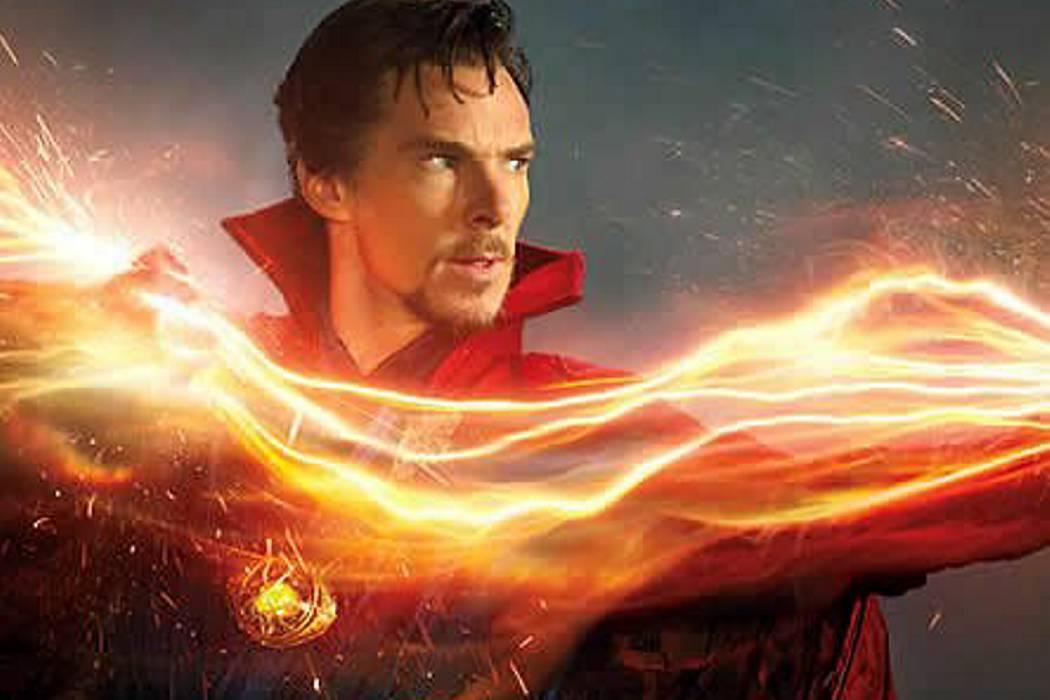 Doctor Strange, uno de los 'nuevos' héroes de Marvel, estrena trailer