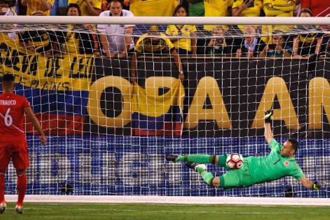 Reviva los penales con los que Colombia clasificó a la semifinal de Copa América