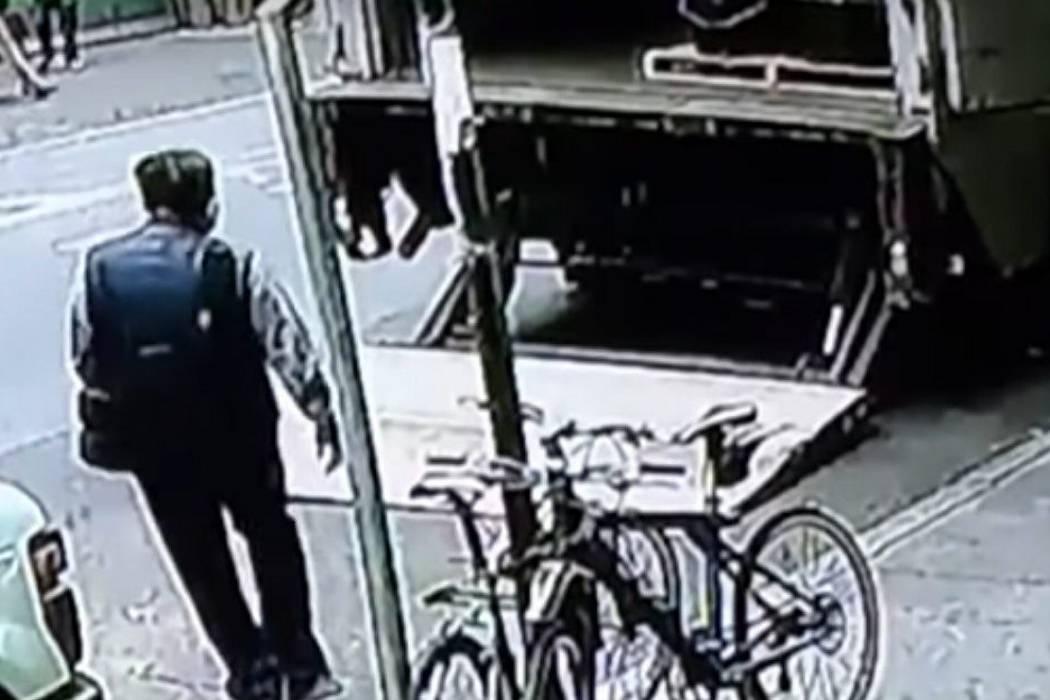 Millonario robo de oro en pleno centro de Nueva York