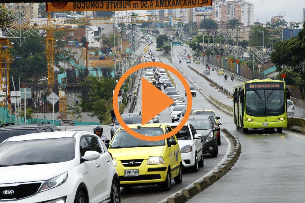 Director de Tránsito de Bucaramanga explicó nuevo 'Pico y Placa'