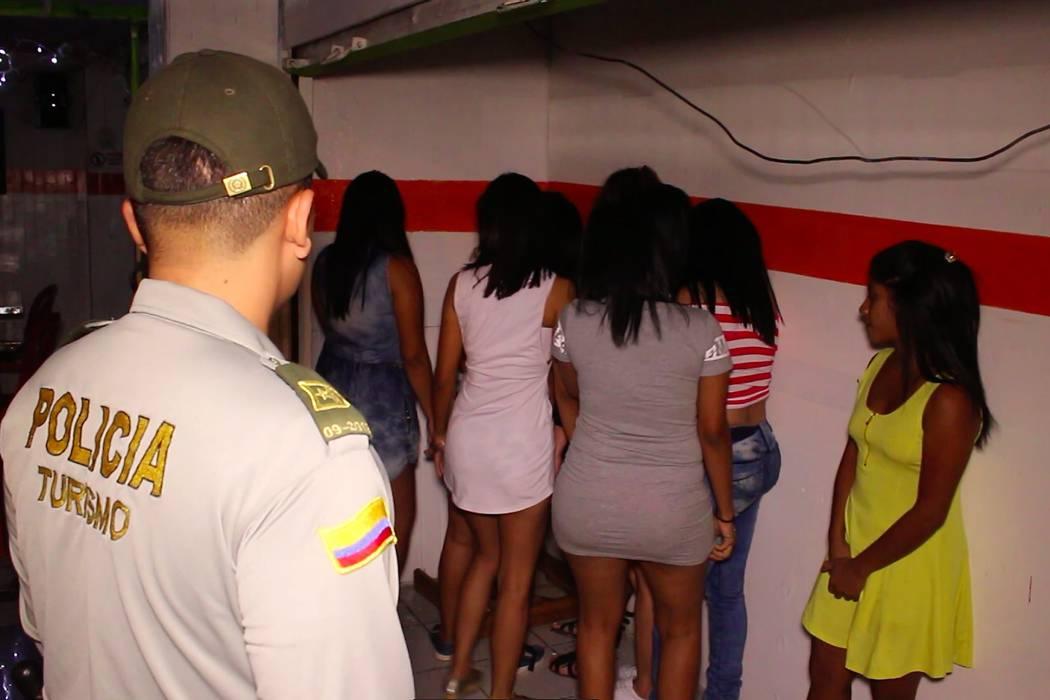 Deportarían a 11 venezolanos que trabajaban en prostitución en Piedecuesta