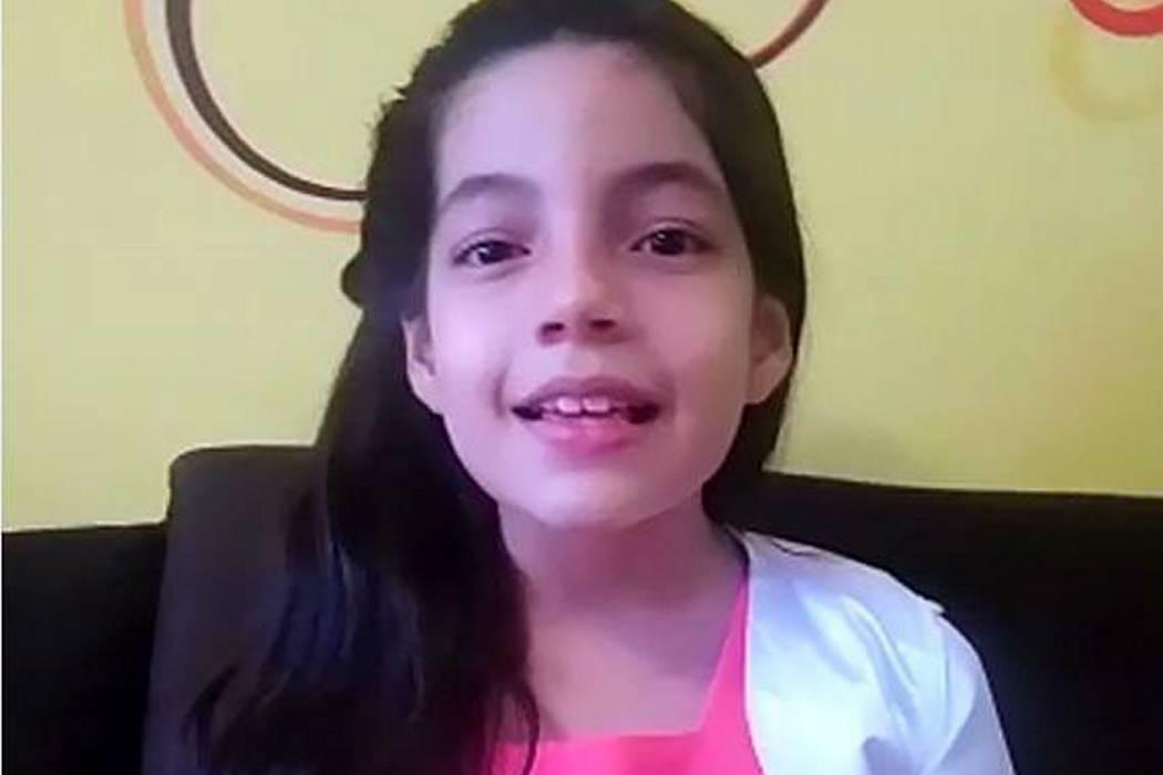 Niña santandereana insiste en hablar con el Presidente Santos