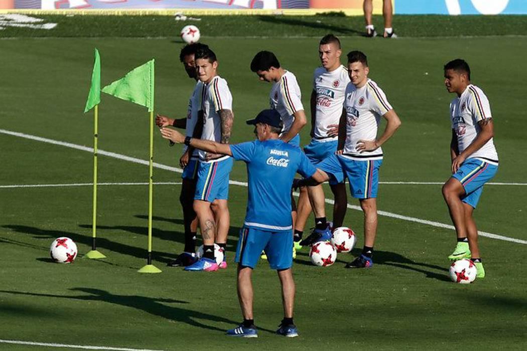 Las figuras clave de la Selección Colombia para enfrentar a Bolivia y Ecuador