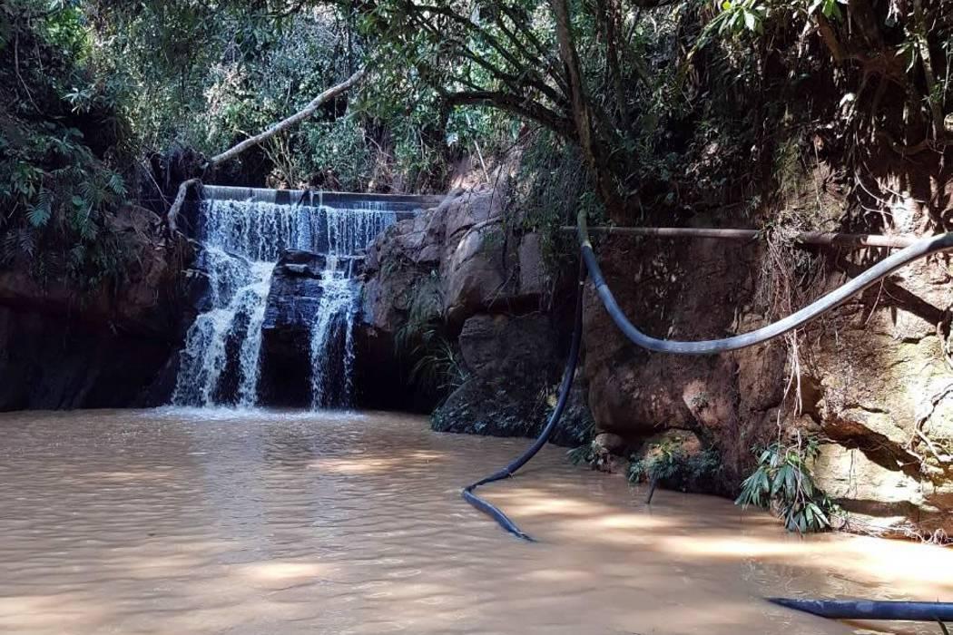50 familias de Lebrija se quedaron sin agua tras aguaceros