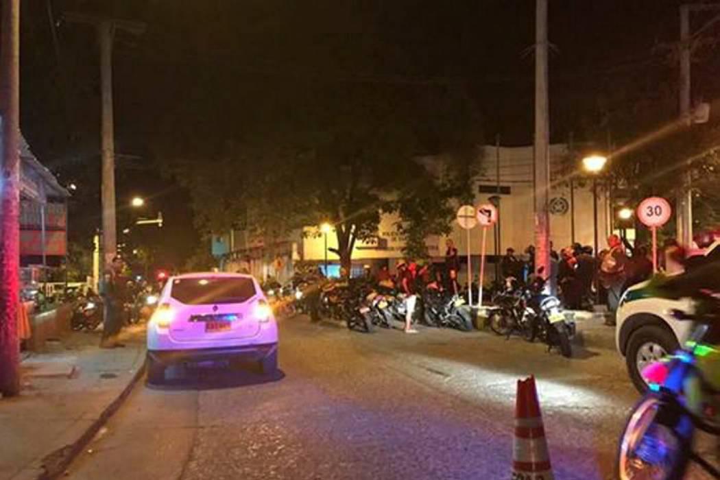 Registran nuevo ataque contra la Policía, esta vez en Cartagena
