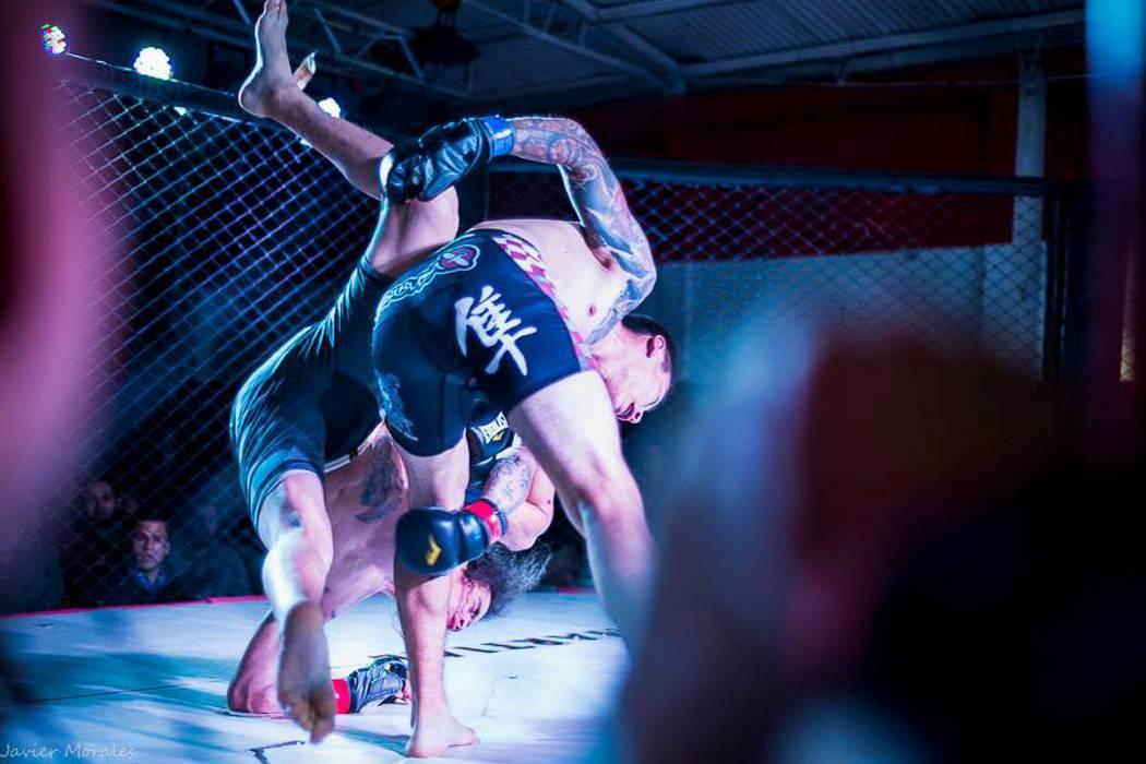 El show de las artes marciales mixtas regresa a Bucaramanga