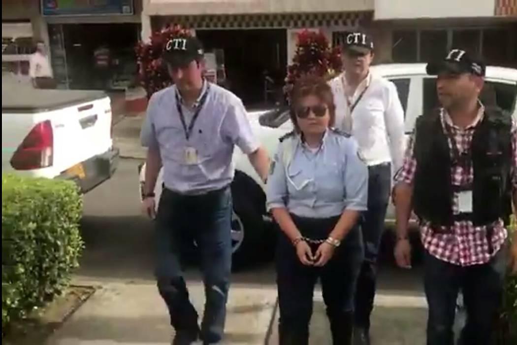 Avanza la audiencia contra 'La Piña', alférez de Floridablanca
