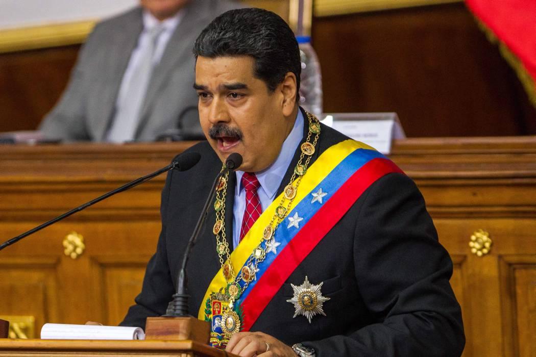 Nicolás Maduro volvió a insultar a Juan Manuel Santos