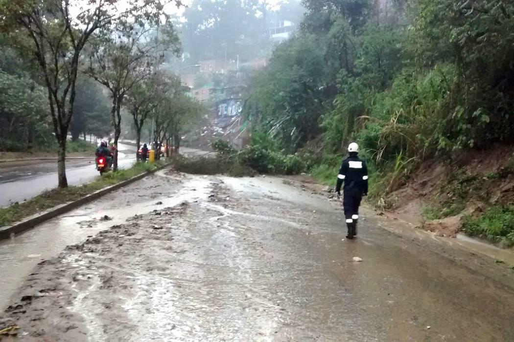 Aliste el paraguas: Lloverá toda la semana en Bucaramanga