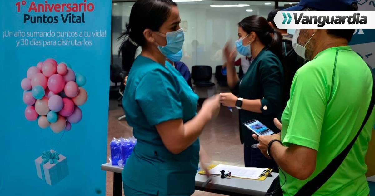 Puntos Vital FCV, un año incentivando el cuidado de la salud y el bienestar