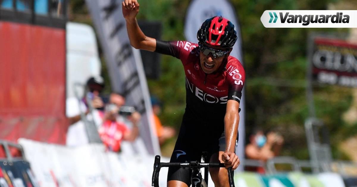 Iván Ramiro Sosa, el 'escarabajo' más ganador en la Vuelta a Birgos | Vanguardia.com