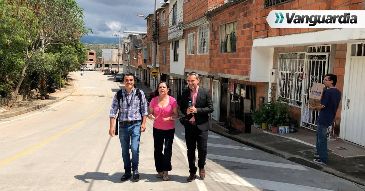 Villa Carolina sin la 'o' es Villa Carlina en Girón - Vanguardia