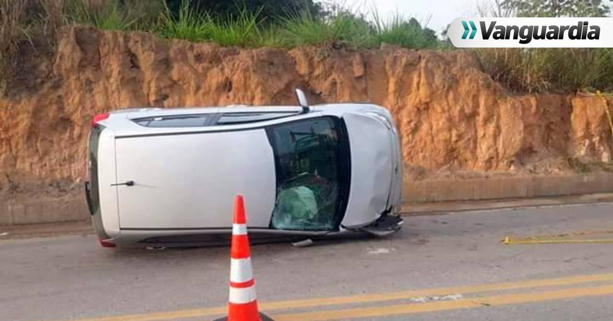 Un hombre murió en un accidente de tránsito en Lebrija - Vanguardia