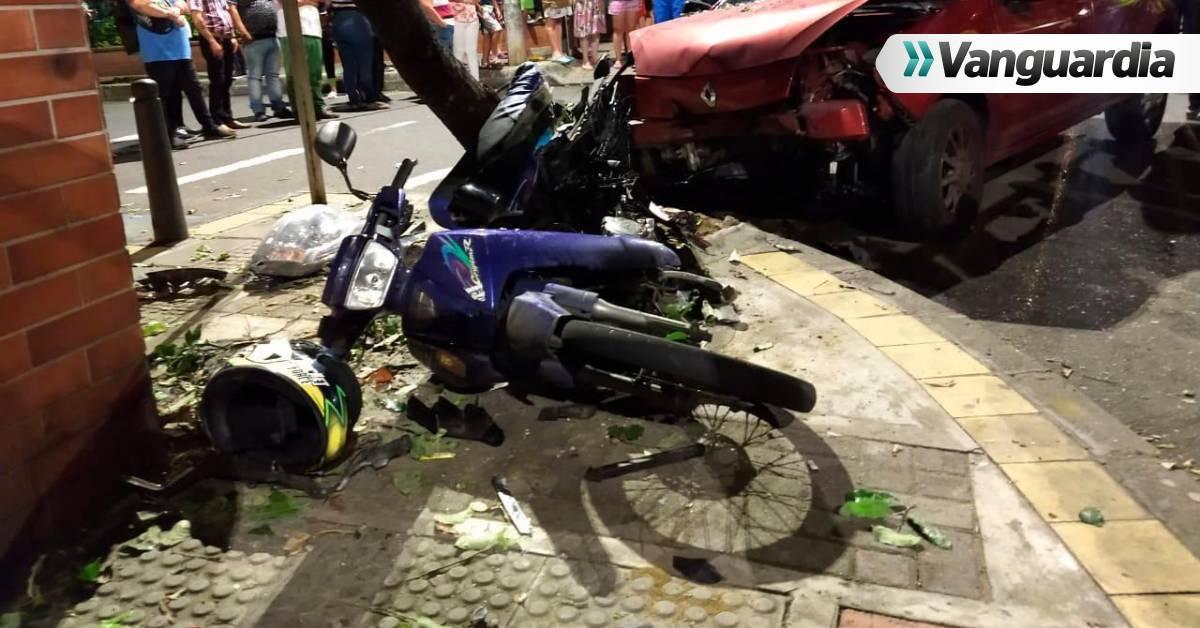 Hombre murió arrollado en la Ciudadela Real de Minas de Bucaramanga - Vanguardia