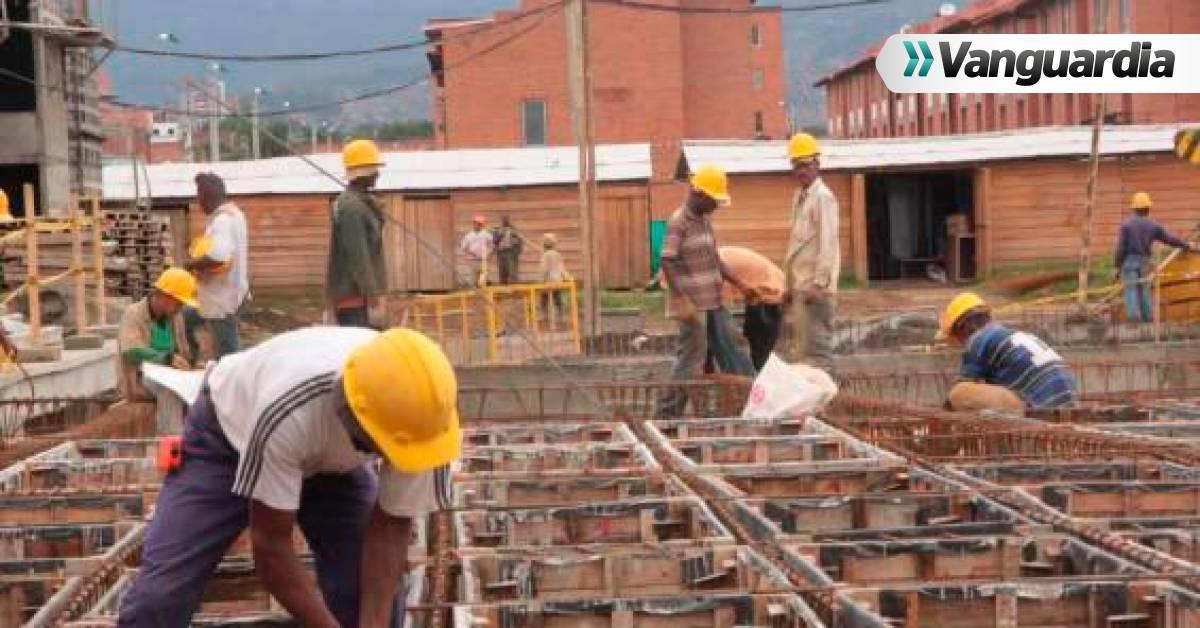 Sector de construcción, con 980.000 empleos, retomará actividades durante  cuarentena | Vanguardia.com