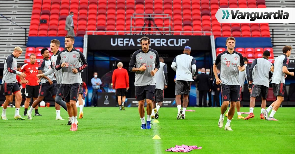 Bayern Múnich y Sevilla, por su segunda Supercopa de Europa | Vanguardia.com