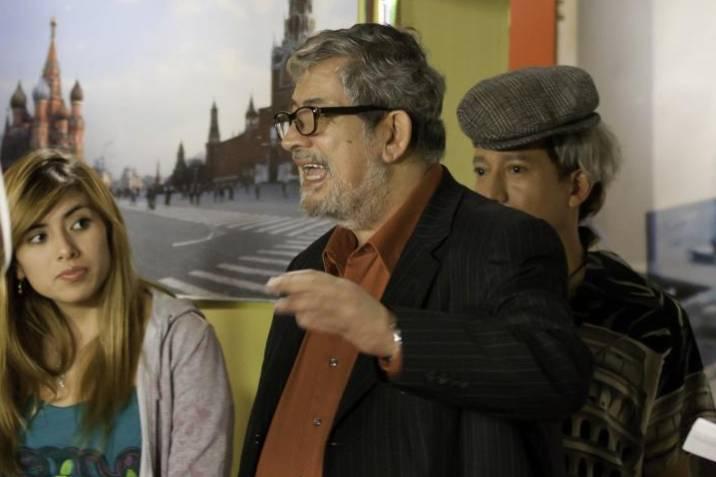 El director colombiano Alí Humar, en delicado estado de salud |  Vanguardia.com