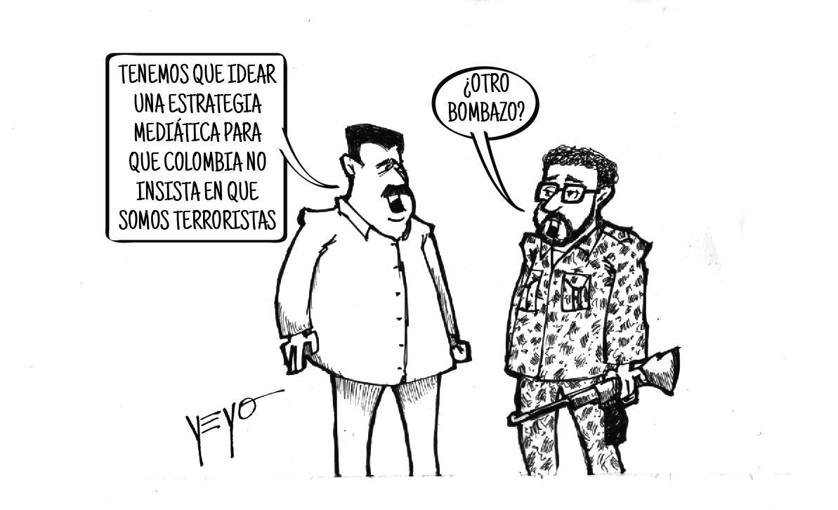 Venezuela: centro de operaciones