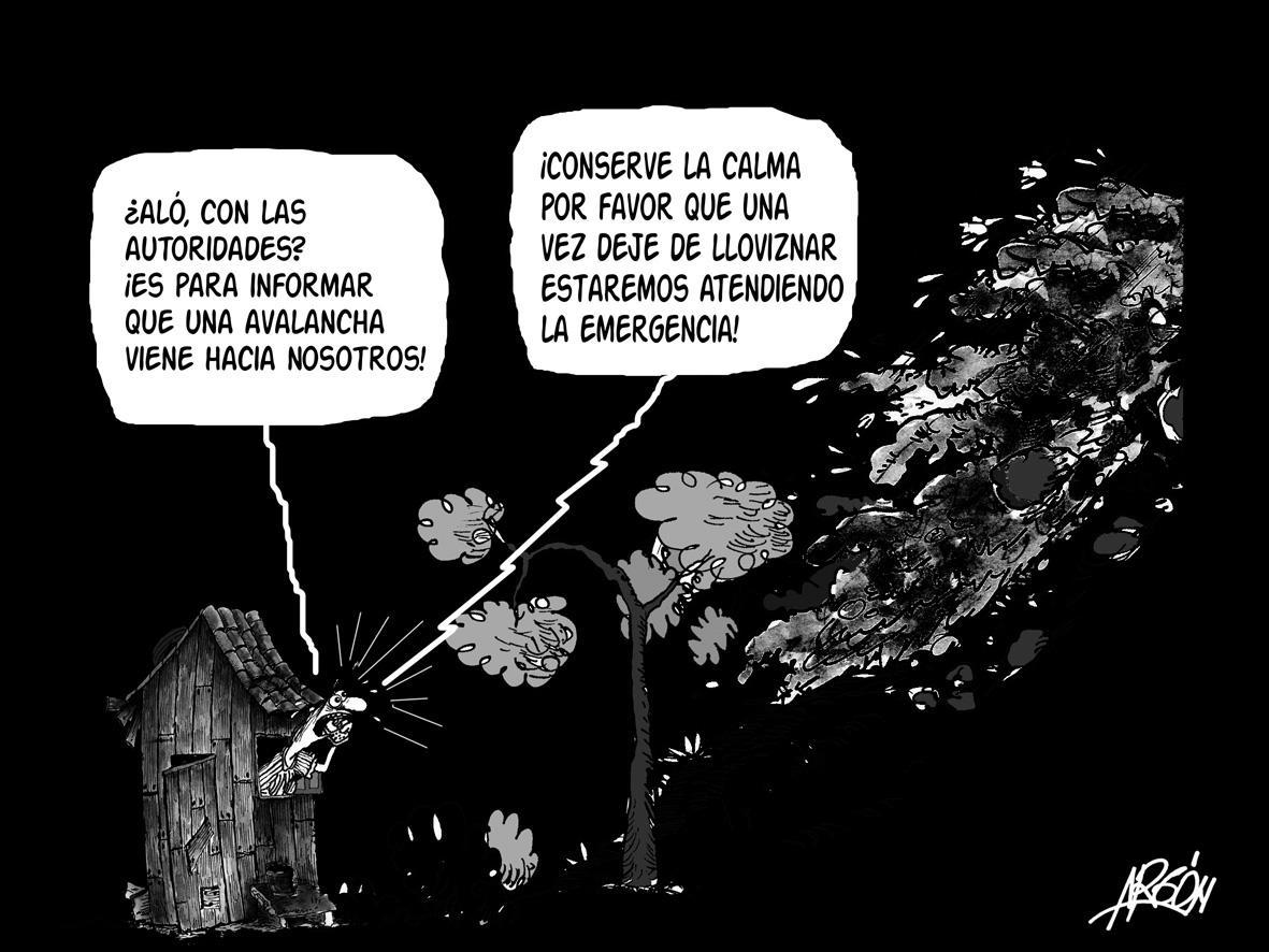La horrible tragedia de Santander