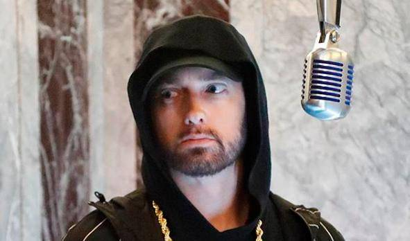 "Eminem lanzó este viernes su polémico disco ""Music To Be Murdered By"""