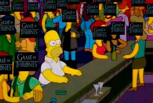 "Los memes que dejó el estreno de la temporada final de ""Game Of Thrones"""