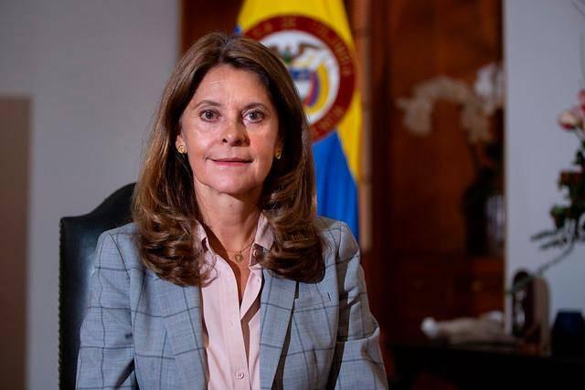 Marta Lucía Ramírez insiste en que desde Venezuela y Rusia se promueven las  protestas en Colombia | Vanguardia.com