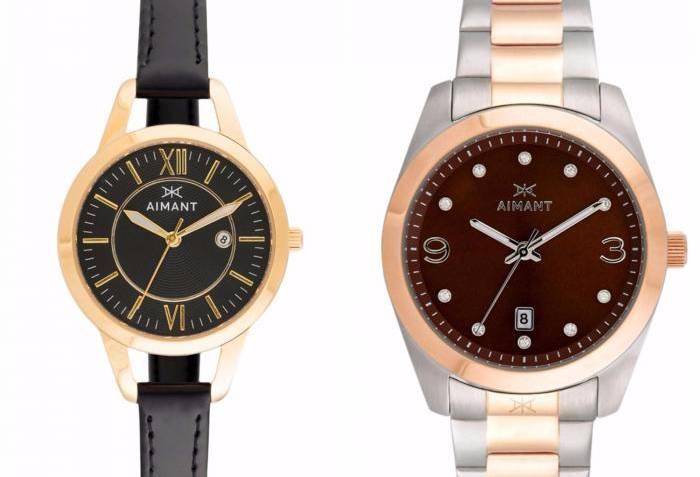 de6de749ed3c Los relojes Brooklyn y Kyoto de Aimant también son una excelente elección  para las mamás con