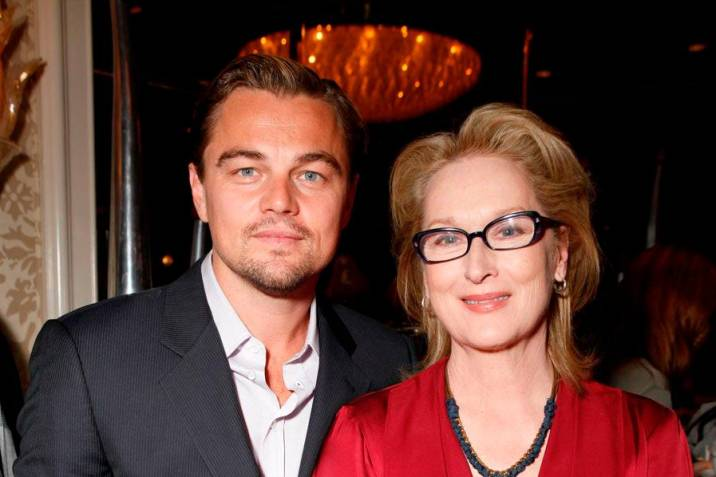 DiCaprio y Meryl Streep acompañarán a Jennifer Lawrence en 'Don't Look Up'