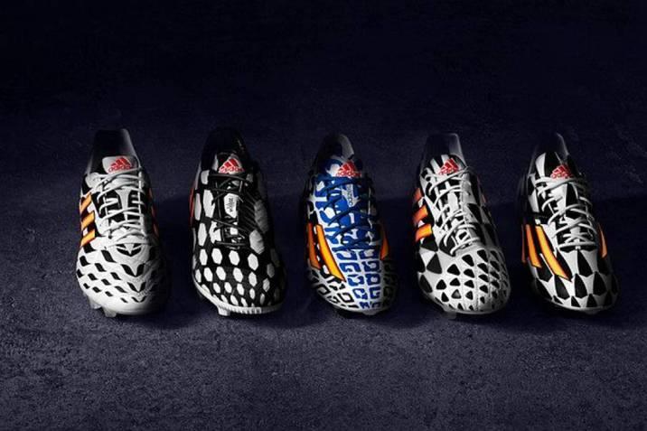 on sale d37f0 d610d Adidas presentó los guayos del Mundial, edición de colección (Foto   Colprensa  VANGUARDIA