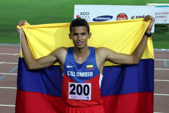 Colombiano Rafith Rodríguez pierde el oro en el final de los