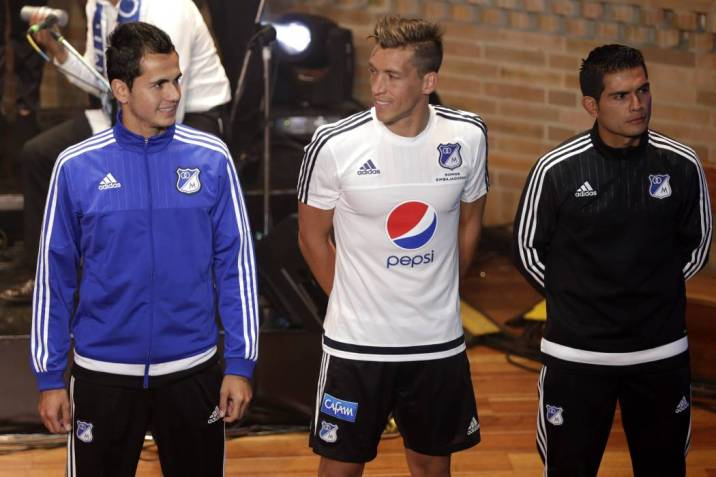 Picasso Sucediendo Deportes  Adidas presentó la nueva camiseta de Millonarios | Vanguardia.com
