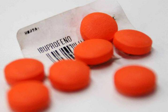 Resultado de imagen para Ibuprofeno
