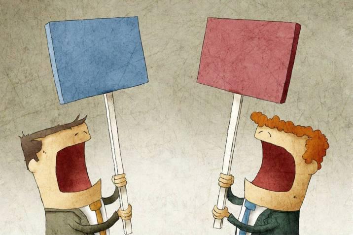 Resultado de imagen para que la politica nos sea una via para la enemistad