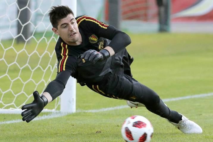 Arquero belga Thibaut Courtois ficha por el Real Madrid por