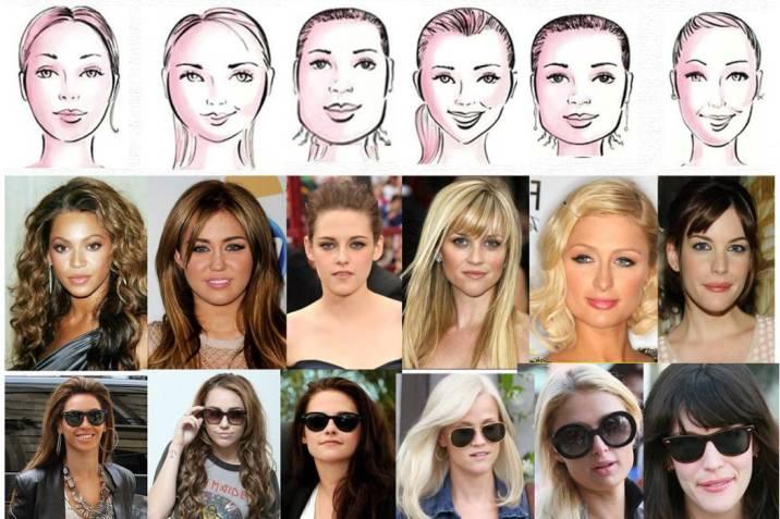 Cortes pelo segun rostro para mujeres