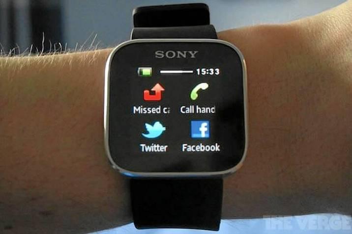 63590ff4beca Sony lanza al mercado un reloj de pulsera con conexión a internet (Foto   TOMADA