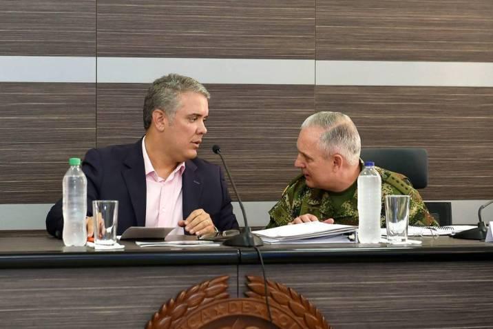 La seguridad en Santander, uno de los temas de agenda presidencial |  Vanguardia.com
