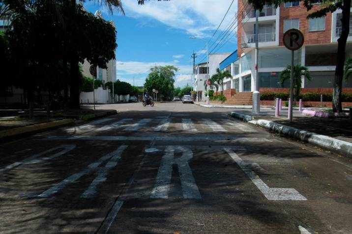 Inició obra para intervenir tramo de 3,5 kilómetros en vía de El Centro