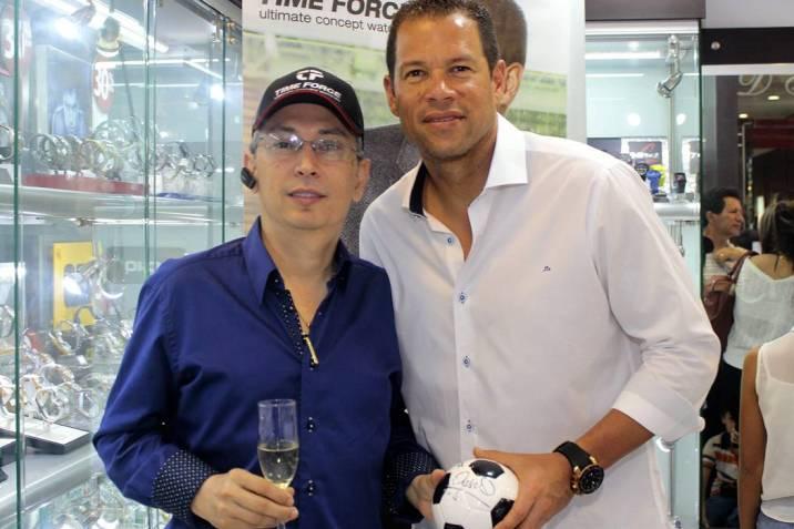 db9a9f010236 Carlos Miguel Espinoza Serrano y Oscar Córdoba. (Foto  Fabián Hernández    VANGUARDIA LIBERAL