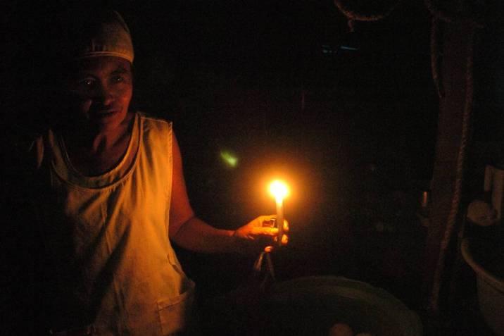 Todo el departamento de Caquetá está sin energía eléctrica ...
