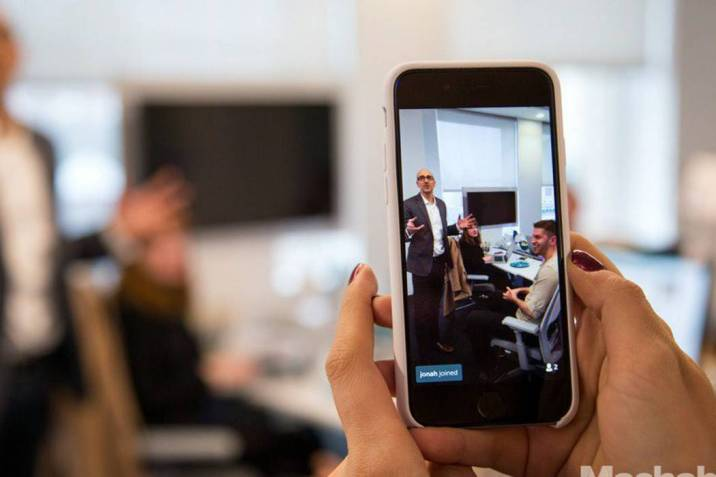 Periscope ya está disponible para Android (Foto: Tomada de Mashable.com)