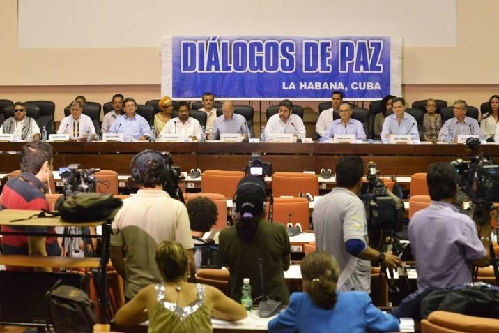 Así avanzaron los diálogos de paz, desde 2012 hasta hoy ...